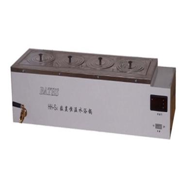 Baño Termostático HHS4, Digital, 4 Posiciones Aros Concéntricos, 12L