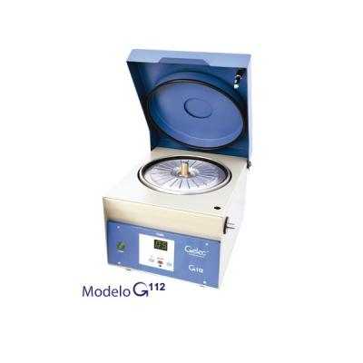 Centrífuga Micro G112 Con Ábaco, 12000rpm, 24 Tubos Hematocrito