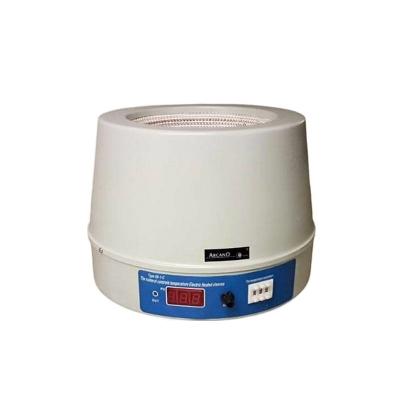 Manto Calefactor MCS Digital Balón De 2000ml, Sonda De Temperatura