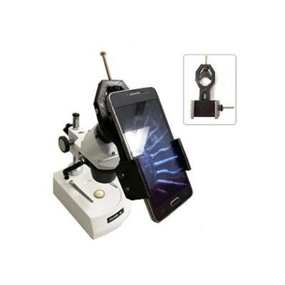 Adaptador Universal De Celular Para Lupa/Microscopio/Telescopio