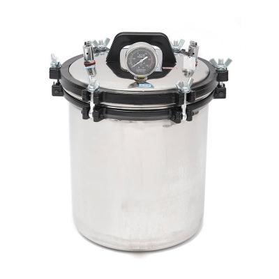 Autoclave Portátil YXQ-SG46-280 A Gas, 18L
