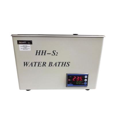 Baño Termostático HHS2, Digital, 2 Posiciones  Aros Concéntricos, 6L