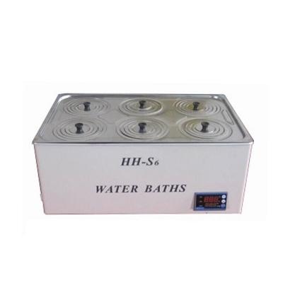 Baño Termostático HHS6, Digital, 6 Posiciones Aros Concéntricos,  18L