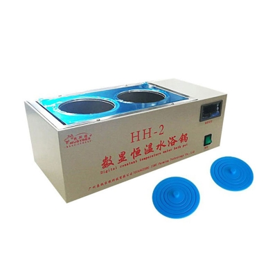 Baño Termostático Musyder HHS2, Digital, 2 Posiciones Aros Concéntricos, 6L