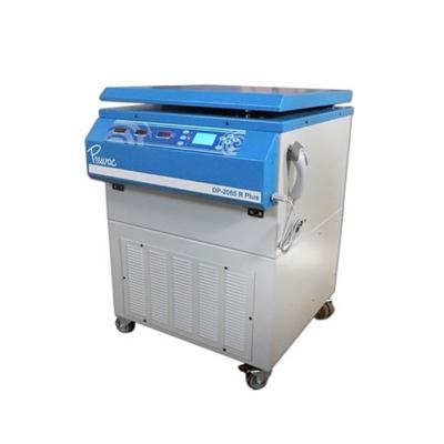 Centrífuga P/Bolsas de Sangre DP-2065R Plus Refrigerada, 6 Bolsas x500ml Cuádruples