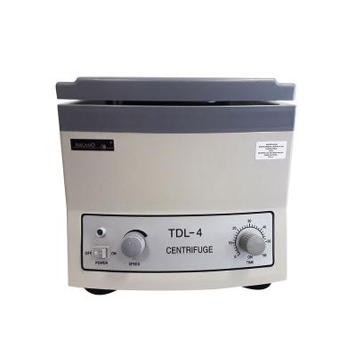 Centrífuga Macro TDL-4 3500rpm, 6x10/15ml