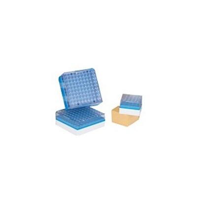 Caja Plástica x100 Posiciones Para LS3000/4800/6000/10-24-38K/CXR500