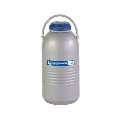 Contenedor Nitrógeno Líquido LD 10, 10L