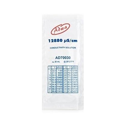 Solución Calibración Conductímetro 12.88mS Sachet x 20ml