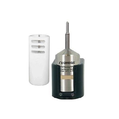 Datalogger OM-CP-HITEMP140-TSK Estación De Descarga, Escudo Térmico PFTE