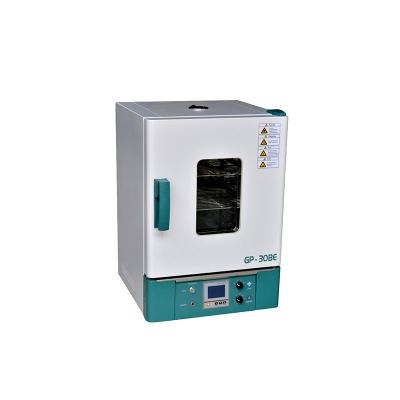 Estufa De Doble Propósito Horno/Incubadora  GP45BE 35x35x35cm