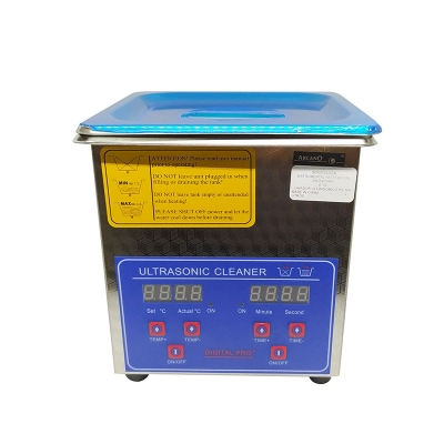 Lavador Ultrasónico  PS-10A Con Calefacción 2L