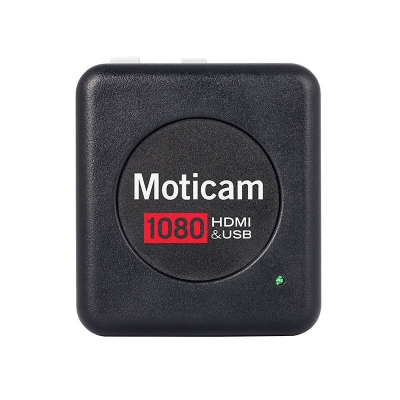 Cámara Video  Moticam 1080 8.0Mp + Adaptador 0.35X