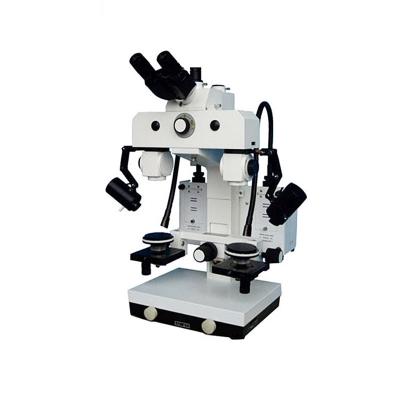 Microscopio Comparador XZB-5C, Para Balística, LED