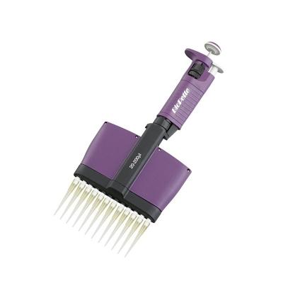Micropipeta Autoclavable Multicanal  BioPette 12 Canales 20-200Ul