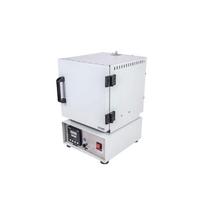 Mufla  100 x 100 x 100 Con Pirómetro Electrónico