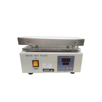 Plancha Calefactora  DB-2A Digital Placa 150x00mm, 299ºC