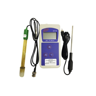 Phmetro Portátil AD110 pH-2-16/ T° -5-105°C, ATC