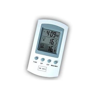 Termómetro  Digital Max/Min In/Out, Sonda, Temperatura -20ºC +50°C