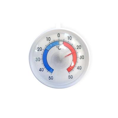 Termómetro  Para Heladera y Freezer Plástico Redondo, Temperatura -50ºC +50ºC