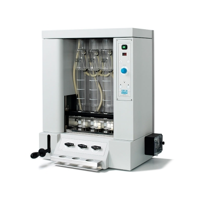 Extractor De Fibra Cruda  FIWE 3 Para 3 Determinaciones