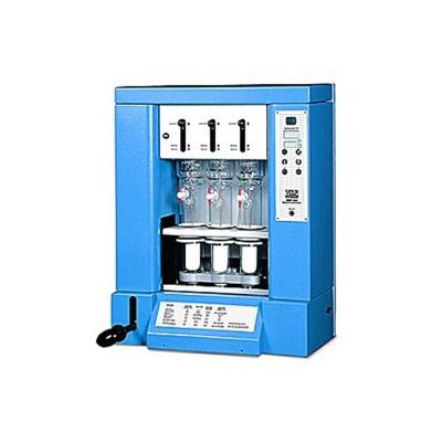 Extractor Con Solventes  SER 148/3 Semi-Automático Para 3 Determinaciones
